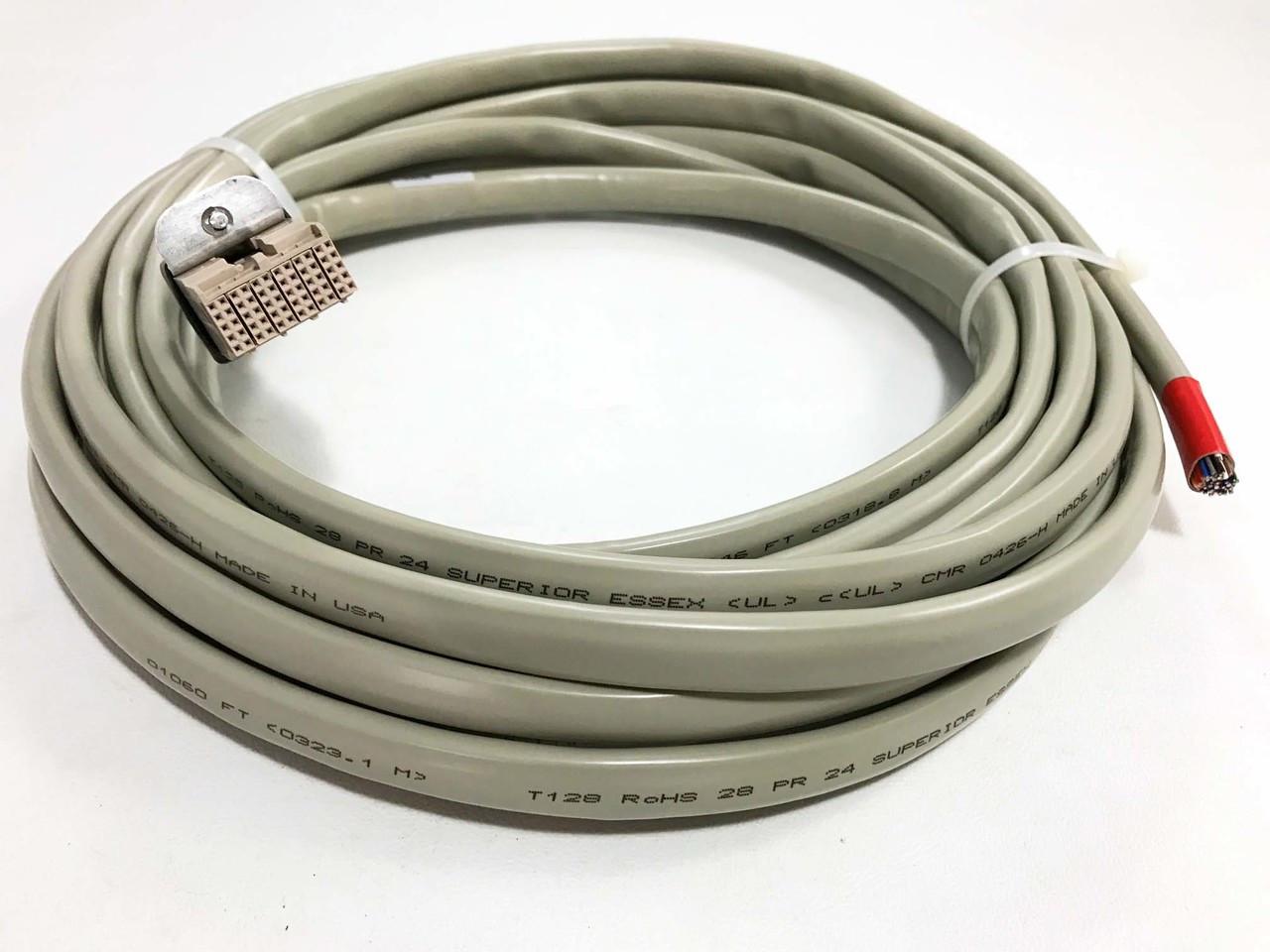 1186075L2 75FT MX2820 Adtran Compatible FUTURE BUS TO STUB T1/DS1 CABLE (1186075L2)