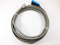 1186023L1 and 1186023L2 - 25FT MX2820 FUTURE BUS TO 90 DEG 64 PIN MALE T1/DS1 CABLE