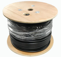 LMR-600 TYPE FLAME RETARDANT LOW LOSS COAX CABLE 1000' REEL - LOW600FRM