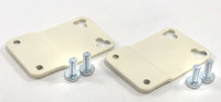 "1200293L1 - Adtran 19"" to 23"" Extension Bracket Set 1RU Putty Generic"