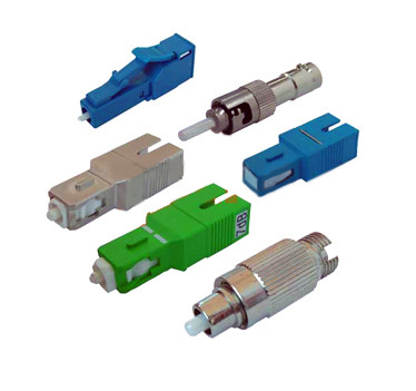 4x LC//UPC Fiber Optic Attenuator 20dB