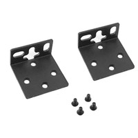 "1200884G1 - 1 RU 19"" Rackmount Bracket Black Kit for NetVanta 1200/1500/3100 GENERIC"