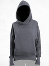 front with hoodie