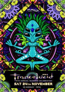 Pura Vida - TRANCELUCID 2018 (E-Ticket)
