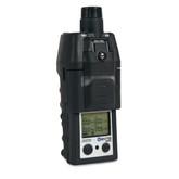 Industrial Scientific Ventis MX4 VTS-L1232111101 Multi-Gas Detector, Pumped, 4-Gas Model, LEL(Methane), O2, CO, H2S, Black, Desktop Charger
