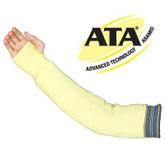 Worldwide Protective Cut Resistant ATA 2X1 Sleeve | Mfg# S2X1-22H