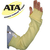 "Worldwide Protective ATA 2X1 26"" Cut Level 4 Sleeve with Alligator Clip, 1 each"