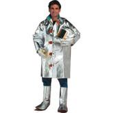 "Chicago Protective Apparel Aluminized Kevlar Coat 40"" Length | Mfg# 601-AKV"