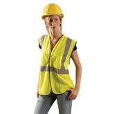 OccuNomix Classic Standard Class 2 Mesh Safety Vest | Mfg# LUX-SSGC