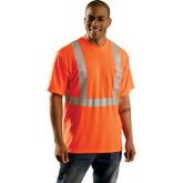 OccuNomix Hi-Vis Short Sleeve Shirt,Class, Mfr.# 2 LUX-SSTP2