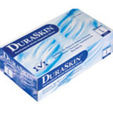 DuraSkin 4 mil Nitrile Disposable Glove, Lightly Powdered, 100 Gloves Per Dispenser, Mfg# 2000WC