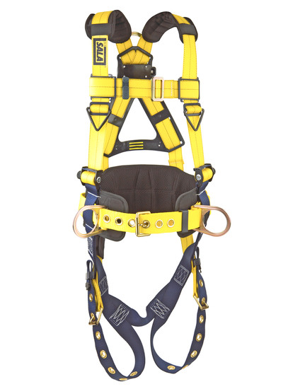Dbi Sala Delta Construction Style Positioning Full Body Harness Back And Side D Rings