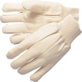 Durawear Cotton Canvas Glove Work Gloves, 12 Pair/Pkg, Mfg# 15-2300
