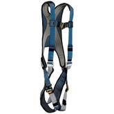 DBI Sala ExoFit™ Vest-Style Full Body Harness with Back D-Ring, Loops for Belt, Quick-Connect Buckles