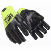 HexArmor 7082 SharpsMaster HV Needle Resistant Glove, ANSI/ISEA Cut Level A9 and Needlestick Level 4 Protection