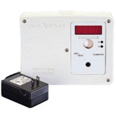 AirAware Carbon Monoxide Gas Monitor, Audio Alarm, On-Board Relays, Power Supply, Mfg# 68100056-11110