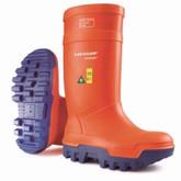 Dunlop® Orange Purofort® Thermo+ Full Safety Boots | Mfg# E662 343