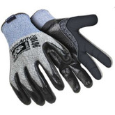 HexArmor® 9010 Gloves, ANSI/ISEA Cut Level A8 Nitrile Palm Coated
