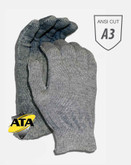 Worldwide Protective M1840 ATP Cut Resistant Glove Liner, ANSI Cut Level A3