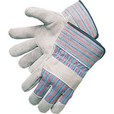 "Durawear Leather Palm Work Glove with 2.5"" Safety Cuff, 1 Pair, Mfg# 10-5050B"