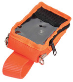 Orange Case for Tango TX1 Gas Monitor, Soft Nylon, Zipper Closure, Industrial Scientific | Mfg# 18109239