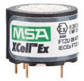 MSA Replacement Ex-M Combustible-LEL Sensor for Altair 4X & 5X MSHA Gas Monitors, Part# 10121212
