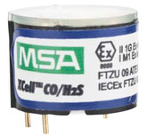 MSA XCell H2S/CO Replacement Sensor with H2 Resistance, for Altair 4X & 5X, Mfg# 10121214