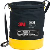 3M DBI Sala Safe Bucket 100 lbs. Load Rated Hook and Loop Canvas Mfg# 1500134