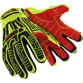 Hexarmor Rig Lizard 2020 Work Glove - Cut Level 3 & Puncture Resistant Glove With Velcro® Wrist  Mfg# 2020