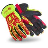 Hexarmor Rig Lizard Arctic® Leather Palm 2035 Work Glove, C100 Thinsulate, ANSI/ISEA Cut Level A5 SuperFabric