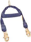 DBI Sala 2 ft. (0.6 m) Rescue/Retrieval Y-Lanyard with Spreader Bar, D-ring at Center and Snap Hooks At Leg Ends, Mfg# 1231460