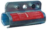 MSA Rail Slider for 40 lbs Rail, Mfg# 10105297
