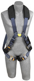 DBI Sala ExoFit XP Arc Flash Cross-Over Harness, Dorsal/Front Web Loops, No Metal Above Waist