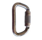 DBI Sala Saflok Stainless Steel Carabiner, 11/16 inch gate opening, 3600 lbs. Self Closing-Locking Gate, Mfg# 2000127