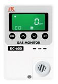 RKI EC-600 Carbon Monoxide Gas Monitor, 0-150 PPM Range, 115 VAC | Mfg# 73-1204
