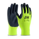 G-Tek® GP™ Glove, Polyester Shell with Latex Coated MicroSurface Grip, Mfg# 55-AG317