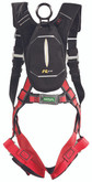 MSA Latchways PRD Personal Rescue Device with EVOTECH Harness, Quick Connect Leg Straps, Standard Size, 10176307