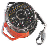 MSA Latchways 85 ft Stainless Steel Cable Sealed Self-Retracting Lifeline, Mfg #62826-00US