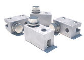 DBI Sala E Maxi Clamp 4-Pack for Standing Seam Roof Top Anchor, Mfg# 7241206, 4-Pack Kit, Fits Double Folded Type Standing Seams.