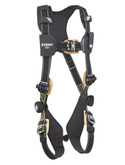 DBI Sala ExoFit NEX™ Arc Flash Harness, PVC Coated Aluminum D-Ring, Quick Connect Buckles, Nomex/Kevlar Webbing & Padding
