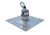 DBI SALA Roof Top Anchor For Standard Membrane and Built-Up Roofs, With Weather Proof Shroud, Mfg# 2100139