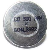 MSA 10046944 Solaris (CO) Carbon Monoxide Replacement Sensor