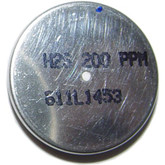 MSA 10046945 Solaris (H2S) Hydrogen Sulfide Replacement Sensor