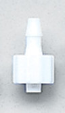 ISC Replacement Luer Fitting, Male, 3.175 mm (1/8 in) Barb, 10 Each Per Pack, Mfg# 17048273