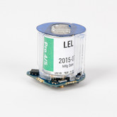 Industrial Scientific 17155304-L PRO LEL Sensor, Combustible Gases, Measuring Range 0-100% LEL in 1% increments