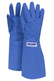 "CRYOGEN Safety Gloves by National Safety Apparel, 17"" Elbow Length, Water Resistant, Royal Blue,  G99CRBER__EL"