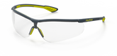 Hexarmor VS250 Safety Eyewear with TruShield-S Coating, Clear Lens, Mfg# 11-15001-04, Sold By Each