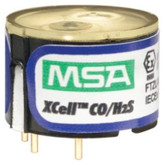 MSA 10106725 Replacement CO/H2S Two-Tox Sensor for Altair 4X,4XR & 5X Gas Monitors