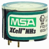 MSA Replacement NH3 Ammonia Sensor for Altair 5X Gas Monitor | Mfg# 10106726