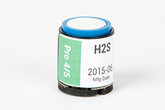 Industrial Scientific 17155306-2 Ventis PRO 4/5 Hydrogen Sulfide (H2S) Sensor, Measuring Range 0-500ppm, 6 Series